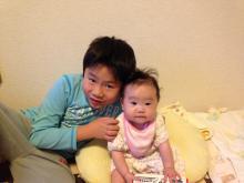 T・Gくん&H・Gちゃんの写真