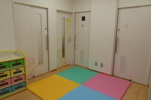 『病児保育室』の画像