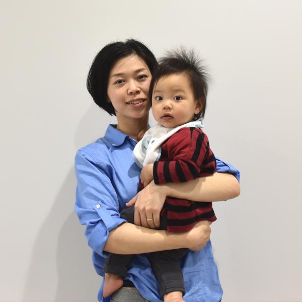 『米田 健郎くん』の画像