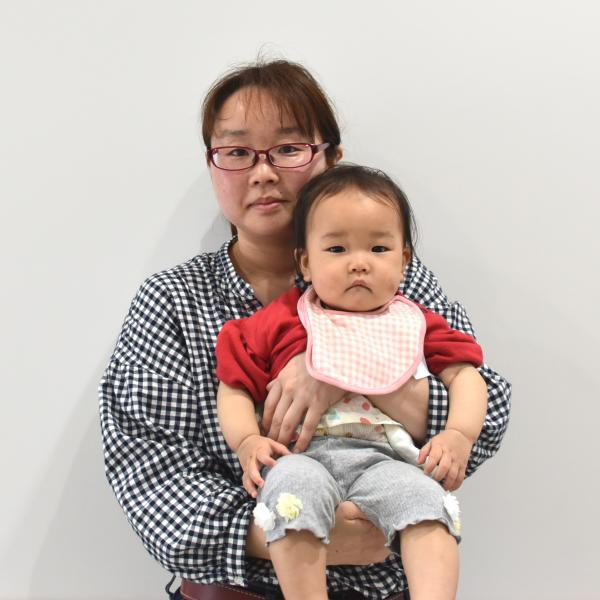 『関川 美桜(せきかわ みお)ちゃん』の画像